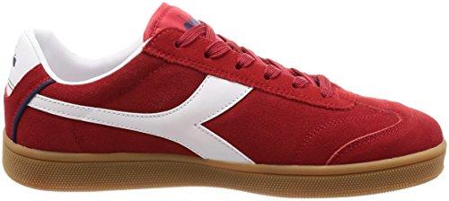 Diadora Herren Kick Gymnastikschuhe Rot (Rosso Capitale)