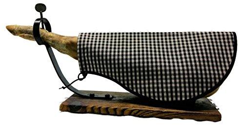 Cubre Jamón Naganu Ideal para Cubrir el Jamón Serrano o Ibérico (Farcell)