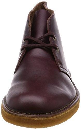 Clarks Originals Desert Boot Hommes Boots Wine