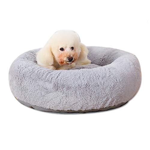 Liuyu · Casa de la Vida Espesar Pet Nest Four Seasons Universal Redondo extraíble y Lavable Pequeño...