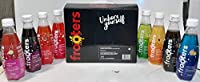 Frooters Assorted Box (300 ml x Pack of 8 Flavors)