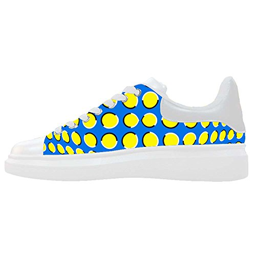 Dalliy polka dots Women's Canvas shoes Schuhe Footwear Sneakers shoes Schuhe (Baby Oakland Schuhe Raiders)