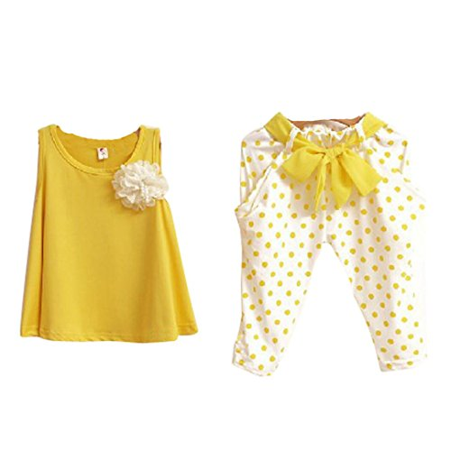 internet-baby-girl-dot-clothing-set-vest-pencil-pants-1-6-years-100-2-3y-yellow