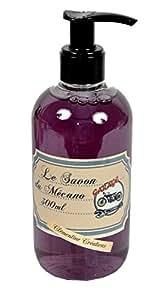 Distributeur de Savon MECANO GARAGE 300ml - Parfum Opium Abricot Clémentine Créations