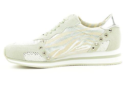 Liu Jo S15137T8024 Sneakers Donna Argento