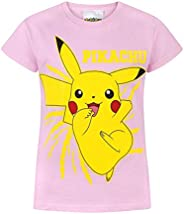 Pokèmon Pikachu Bolt Girls T-Shirt