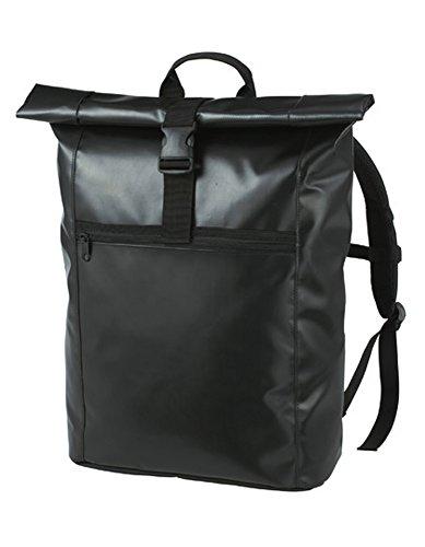 Backpack Kurier Eco, Farbe:Black, Größe:34 x 48 x 14.5 cm -