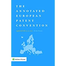 The Annotated European Patent Convention (Series on International Taxation)