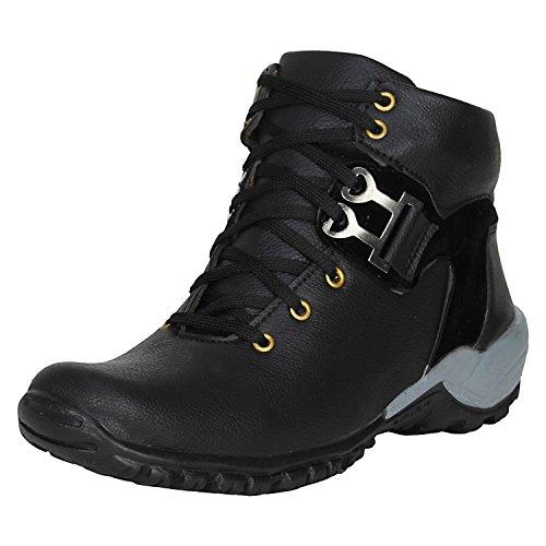 Kraasa Men's High Top Boots