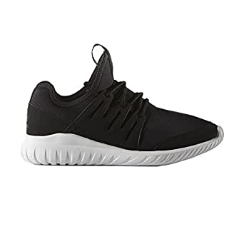 86cfc0b07a0 Image Unavailable. Image not available for. Colour  Adidas Tubular Radial  Kids Trainer - Black ...