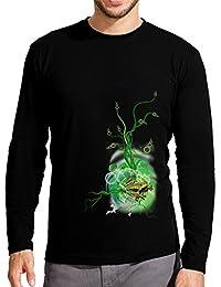 latostadora - Camiseta Frogs Dream para Hombre