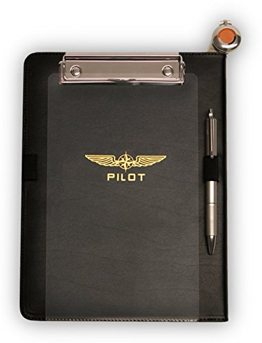 Design4Pilots - Pilot Kneeboard 'i-Pilot' for Apple iPad & iPad Air