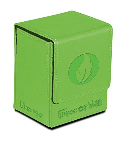 Preisvergleich Produktbild Ultra Pro 84702 - Force of Will Wind Magic Stone Flip Box, Kartenspiel