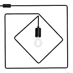 LEDGLE Pendant Light Cord Durable Hanging Lamp Kit Braided Extension Hanging Cord Cable