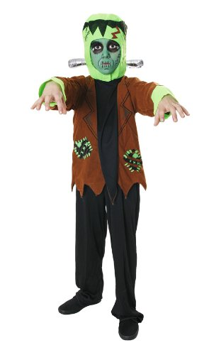 D/UP CHILD MONSTER MEDIUM 7-9 YRS