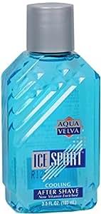 Aqua Velva Ice Sport Cooling After Shave 3.50 oz (Pack of 6)