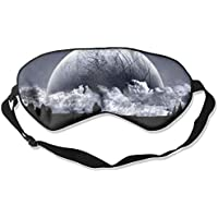 Sleep Eye Mask Earth Abstract Lightweight Soft Blindfold Adjustable Head Strap Eyeshade Travel Eyepatch preisvergleich bei billige-tabletten.eu