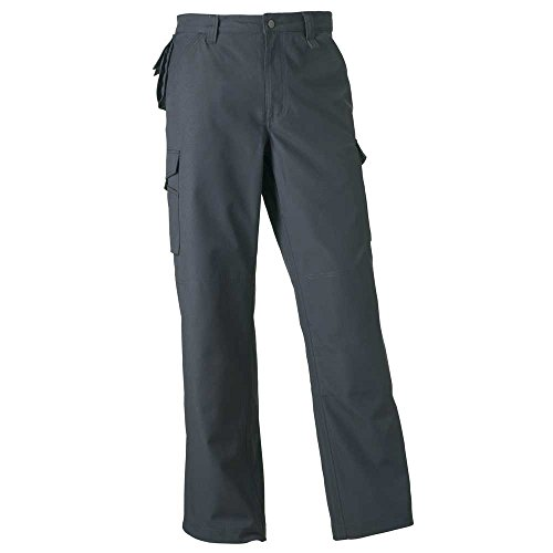 Russell Collection - Pantalon -  Homme Convoy Grey