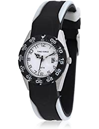 TIME FORCE TF-3028B02 Reloj para Chico, con Calendario