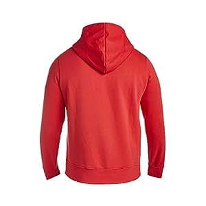 Canterbury Chest Stripe Ccc Sweat-shirt à capuche Homme True Red FR : XL (Taille Fabricant : XL)
