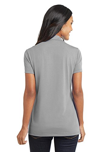 Port Authority - Polo - Femme gris - Frost Grey