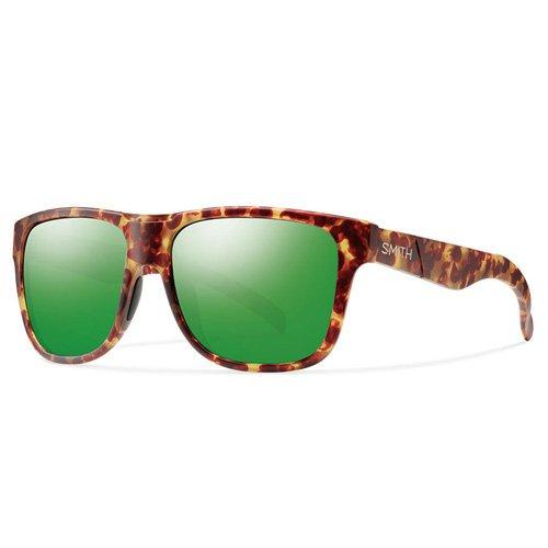 Smith Optics Sonnenbrillen Für Mann Townsend/N SU3/AD, Vintage Havana / Green Mirror Kunststoffgestell