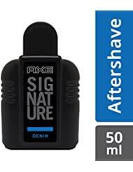 Axe Denim After Shave Lotion, 50ml