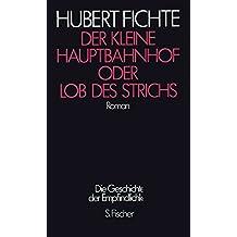 Der Kleine Hauptbahnhof oder Lob des Strichs: Roman (Hubert Fichte, Die Geschichte der Empfindlichkeit)