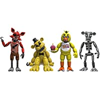 4 Personaggi Five Nights at Freddy's Set