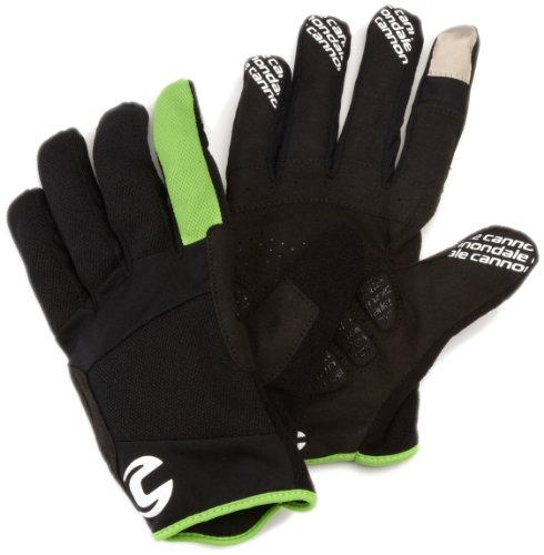 Cannondale Herren Trikot Classic lange Handschuhe, Herren, Berzerker Green (Classic Cannondale Short)