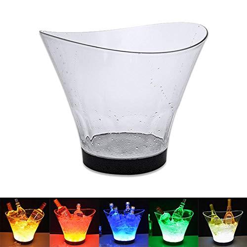 Volwco Cubo de hielo LED