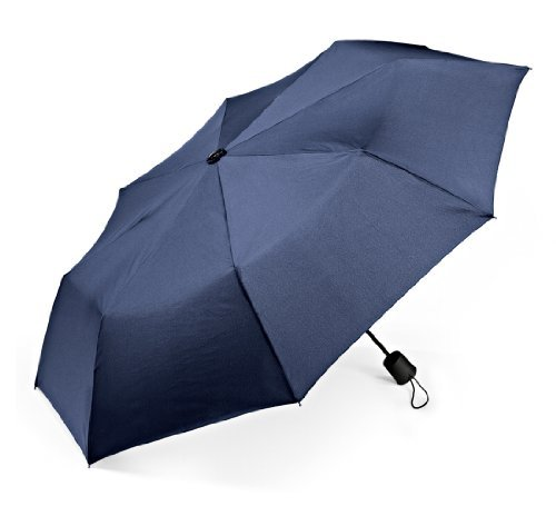 [Genuine Japan] [Genuine Japan] Bayerische Motoren Werke AG folding umbrella auto open dark blue eight bone nonstick 80562211970 by WBM LLC