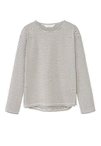 mango-kids-embroidery-striped-t-shirt-size11-12-years-coloroff-white