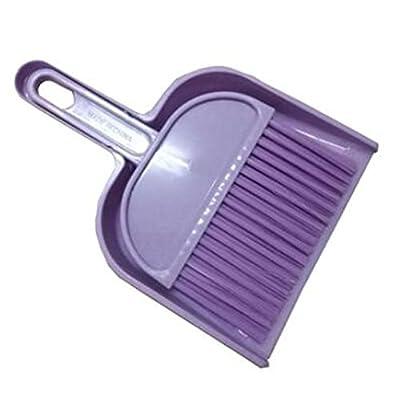 Alien Storehouse Creative Cleaning Tools Mini Besen und Kehrschaufel Kunststoff Griffe Sweep Sets, F4
