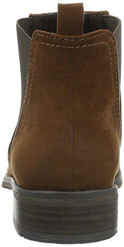 Marco Tozzi Damen 25321 Chelsea Boots Braun (COGNAC 305)