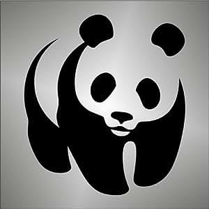 Adesivo PRESPAZIATO Panda sticker