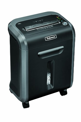 Fellowes Powershred 79Ci Cross-Cut Shredder with SafeSense Technology, 100 Per cent Jam-Proof