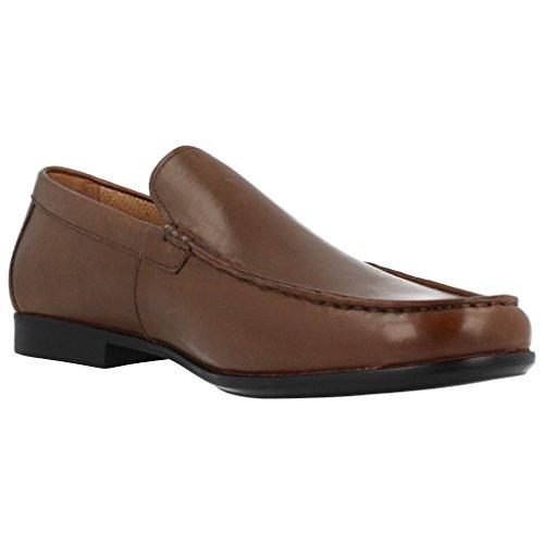 Mocassini uomo, colore Marrone , marca STONEFLY, modello Mocassini Uomo STONEFLY SUMMER II 1 CALF Marrone Marrone