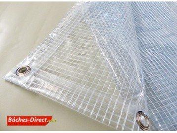 Bâche de protection agricole 170 g/m² - 4 x 6