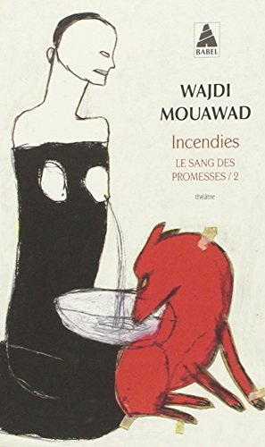 Le Sang des promesses : Tome 2, Incendies
