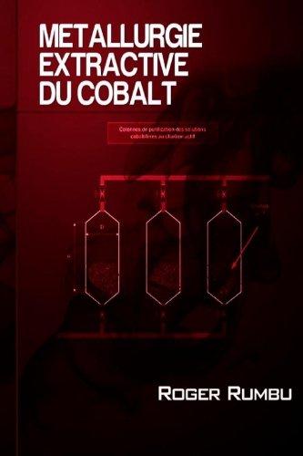 Metallurgie extractive du cobalt