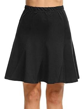 La Mujer Con Volantes Falda Sire « ES Compras Moda PrivateShoppingES.com be6eac74dcf