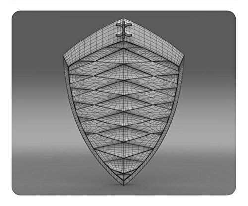koenigsegg-car-logo-on-grey-rectangle-mouse-pad