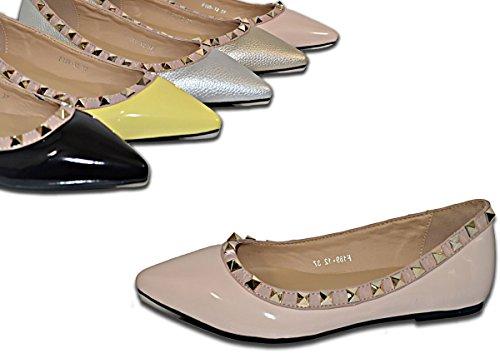 Elara - Pantofole Donna Oro (oro)