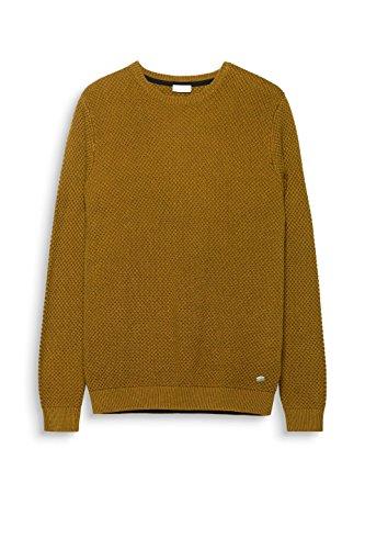 ESPRIT Herren Pullover Grün (Leaf Green 315)