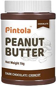 Pintola Choco Spread Peanut Butter (Crunchy) (1kg)