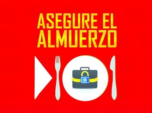 Asegure el almuerzo por Alfonso Romero