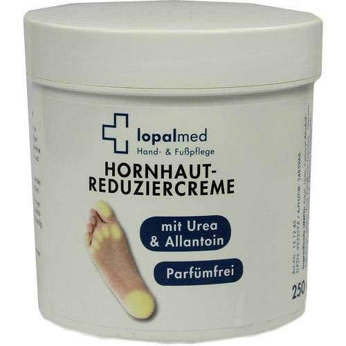 LOPALMED Hornhaut Reduziercreme m.Urea 250 ml Creme