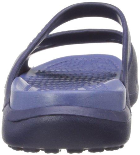 Crocs Meleen 11853-28m-520, Zapatos Cerrados Sin Estrés Mujer Azul (náutica Azul Marino / Bijou Azul)