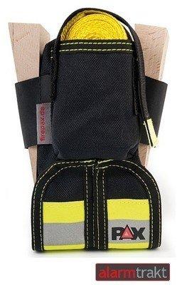 Preisvergleich Produktbild firePAX Atemschutzholster Darmstadt. schlankes Gürtelholster passend z.B. für ein Rettungsmesser, Einsatzschlinge mit Karabiner, ein Kennzeichnungsstift oder Wachskreide und zwei Holzkeile